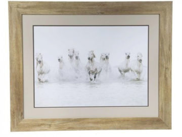 Picture of WHITE HORSES 1