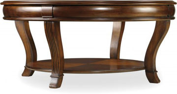 Picture of BROOKHAVEN ROUND COCKTAIL TABLE
