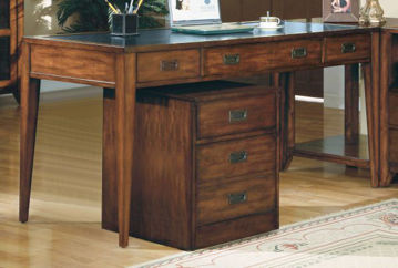 Picture of DANFORTH EXECUTIVE LEG DESK