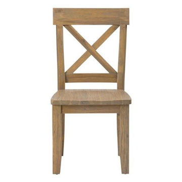 Picture of BOULDER RIDGE X BACK SIDE CHAIR