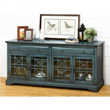 "Picture of CRAFTSMAN 60"" MEDIA CONSOLE"