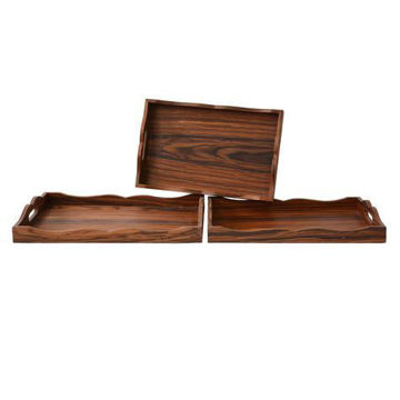 Picture of SMALL WOOD TRAY