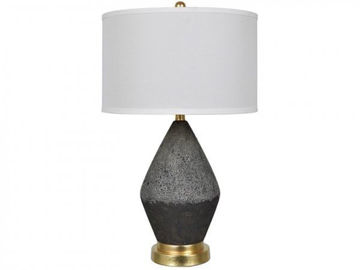 """Picture of 24.75""""H CERAMIC TABLE LAMP"""