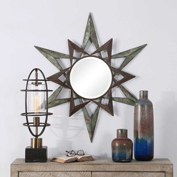 Picture of AMARY ROUND MIRROR