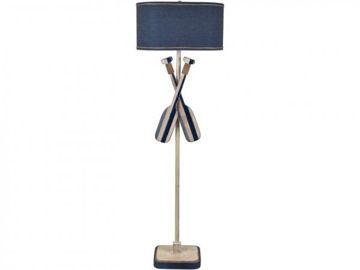 Picture of BOAT OAR FLOOR LAMP