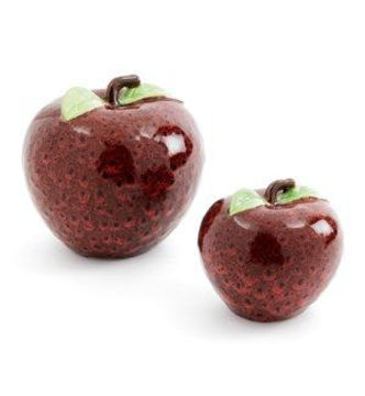 Picture of SMALL CERAMIC APPLE