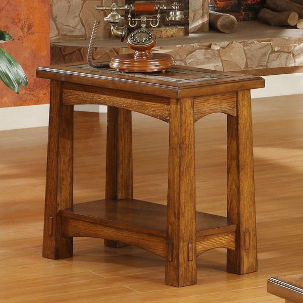 Picture of CRAFTSMAN HOME CHAIRSIDE TABLE