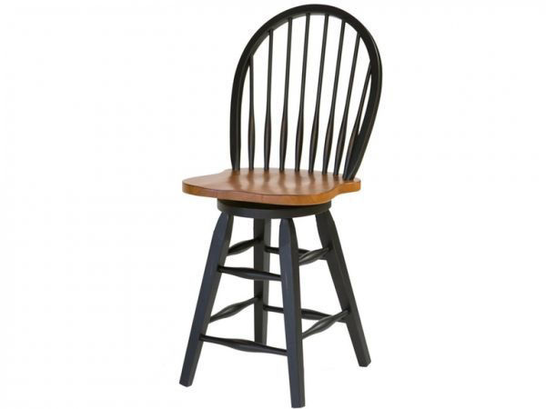 """Picture of ST. MICHAEL 24"""" BARSTOOL"""