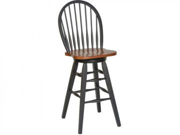 """Picture of ST. MICHAEL 30"""" SWIVEL  BARSTOOL"""