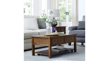 Picture of CHAMPLAIN SMALL RECTANGULAR COCKTAIL TABLE