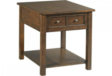 Picture of CHAMPLAIN RECTANGULAR END TABLE