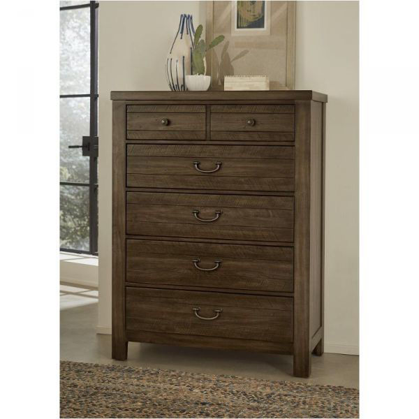 Picture of URBAN CROSSING CANTERBURY 5-DRAWER CHEST