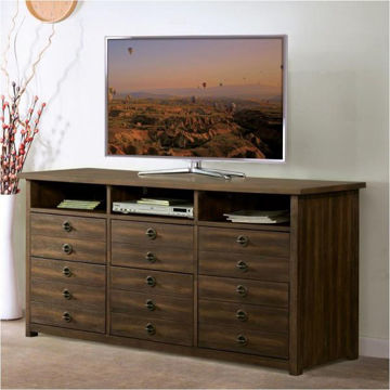 Picture of PERSPECTIVE ENTERTAINMENT FILE CABINET