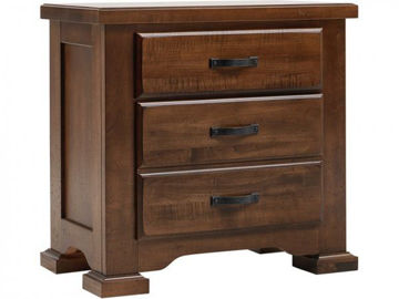 Picture of GRAYSON MANOR 2 DRAWER NIGHTSTAND