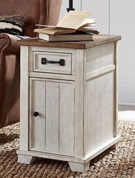 Picture of COTTAGE CHAIRSIDE CABINET