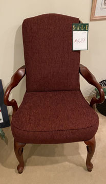 Picture of GOOSENECK ACCENT CHAIR