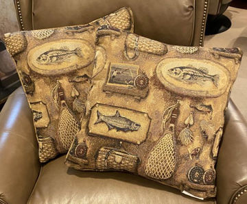 """Picture of ONE PAIR OF 18"""" PILLOWS"""