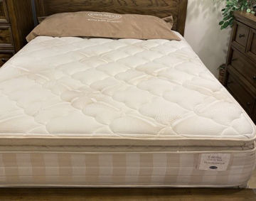 Picture of VILLA PILLOW TOP QUEEN MATTRESS (MF3O8-FA)