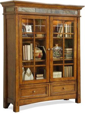 Picture of CRAFTSMAN HOME DOOR BOOKCASE