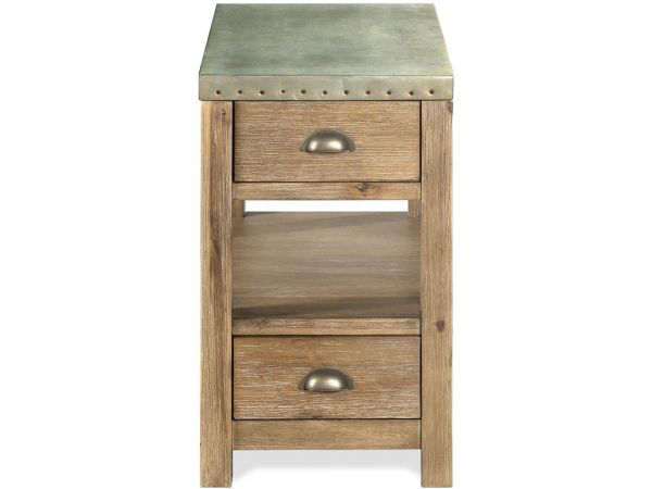Picture of LIAM CHAIRSIDE TABLE