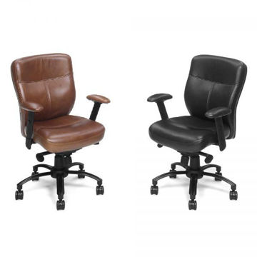 Picture of EXECUTIVE SWIVEL TILT CHAIR