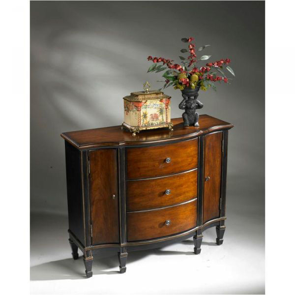 Picture of THREE DRAWER CONSOLE