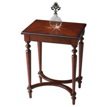 Picture of PLANTATION CHERRY ACCENT TABLE