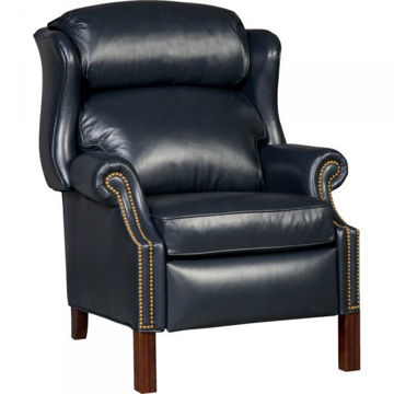 Picture of CHIPPENDALE WING RECLINER