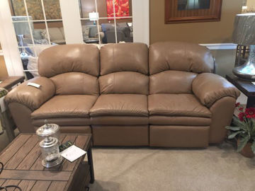 Picture of POWER DOUBLE RECLINING SOFA