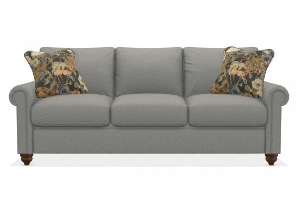 Picture of SOFA W/CONT TP & SQ TAPERED LG
