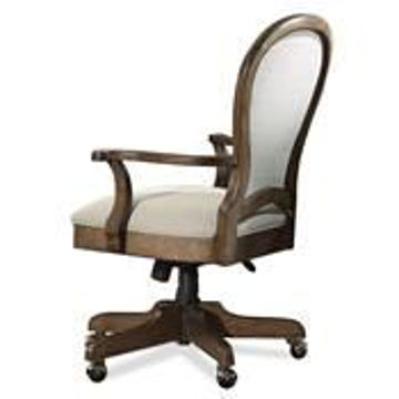 Picture of ROUND BACK UPH DESK CHAIR