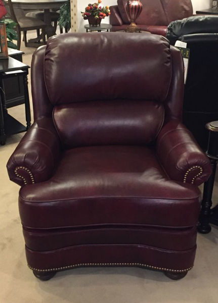 Picture of 311 SERIES LEATHER CHAIR