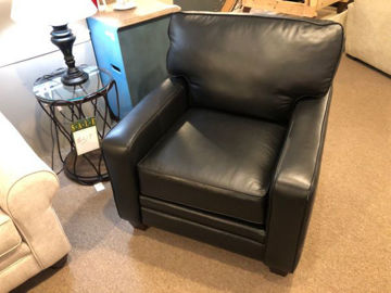 Picture of 5371 SERIES LEATHER CHAIR
