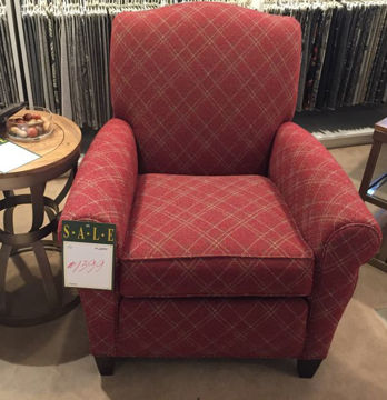 Picture of 933 SERIES STATIONARY CHAIR