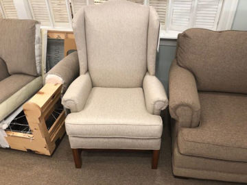 Picture of LANCASTER WING CHAIR