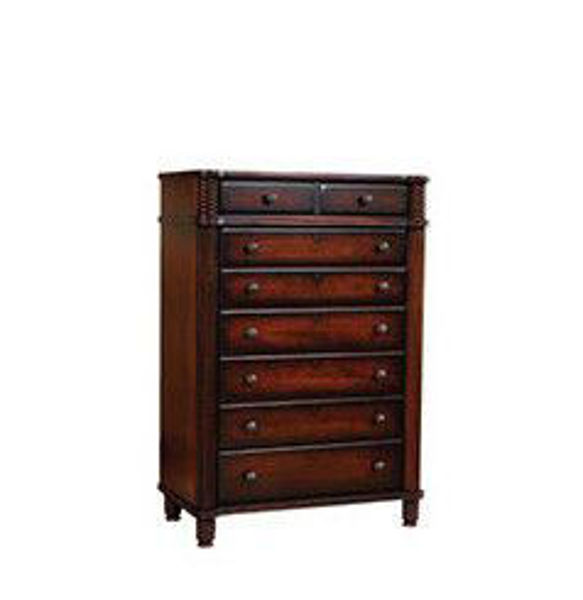 Picture of NEW GENERATIONS 7 DRAWER CHEST