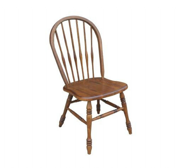 Picture of TURNED LEG SIDE CHAIR