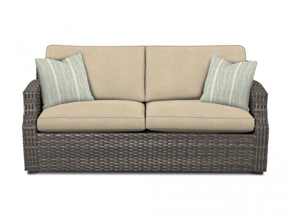 Picture of CASCADE SOFA W/REVERSIBLE CUSHION