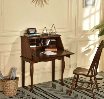 Picture of QUINTON SECRETARY DROP LEAF DESK