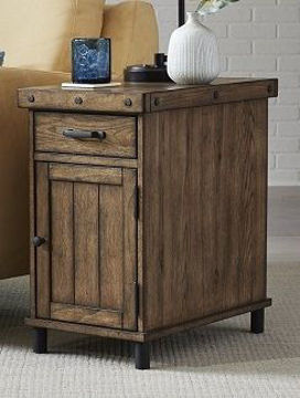 Picture of INDUSTRIAL CHAIRSIDE CABINET