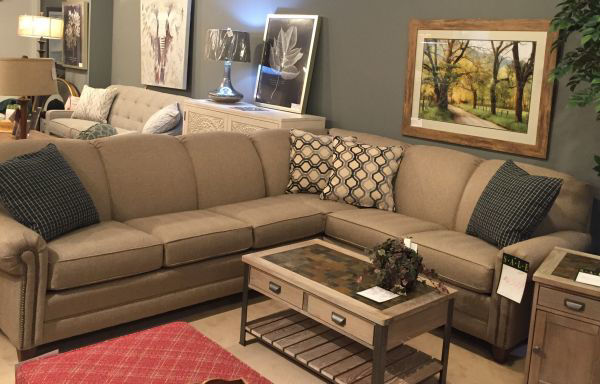 Picture of 397 STYLE SECTIONAL