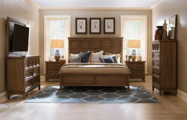 Picture of FOREST HILLS COMPLETE QUEEN BED
