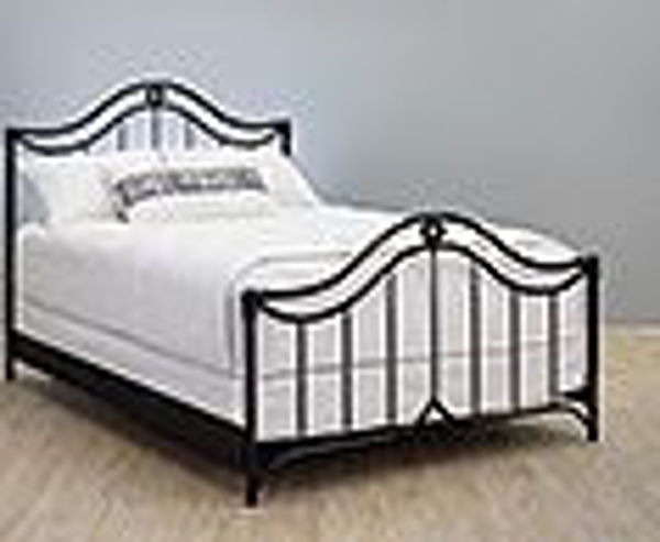 Picture of MONTGOMERY COMPLETE QUEEN  BED