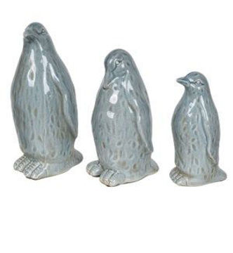Picture of MEDIUM PENGUIN STATUE