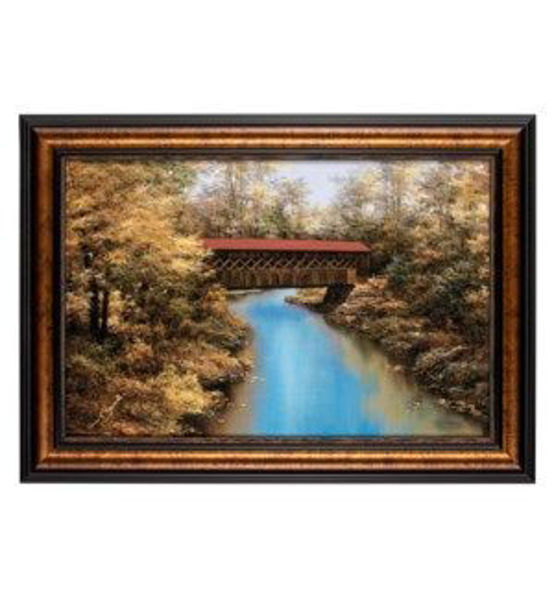 Picture of COVERED BRIDGE