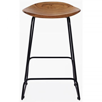 Picture of NATURES EDGE BACKLESS STOOL