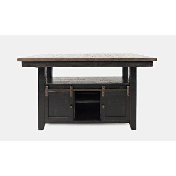 Picture of MADISON COUNTY HIGH/LOW DINING TABLE