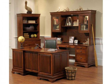 Picture of BORDEAUX BOOKCASE FOR TOP OF LATERAL FILE