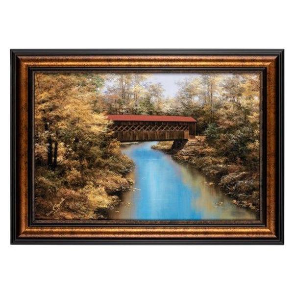 Picture of COVERED BRIDGE