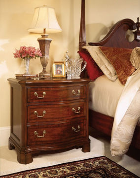 Picture of CHERRY GROVE 3 DRAWER NIGHTSTAND